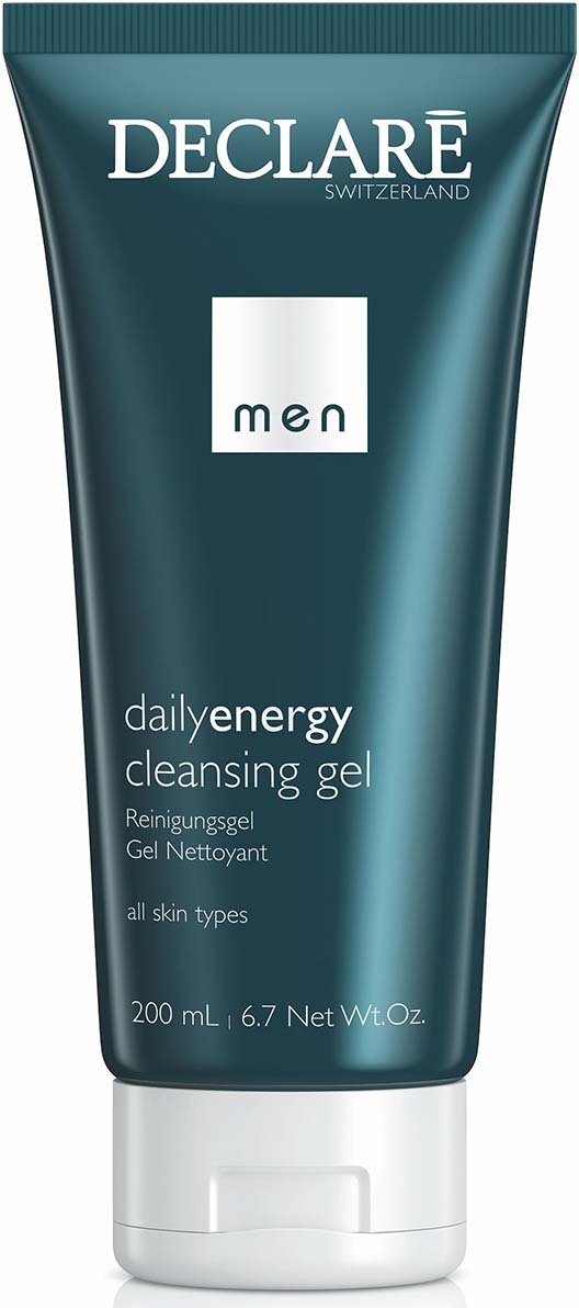 DeclareАктивный очищающий гель для мужчин DailyEnergy Cleansing Gel, 200 мл Declare