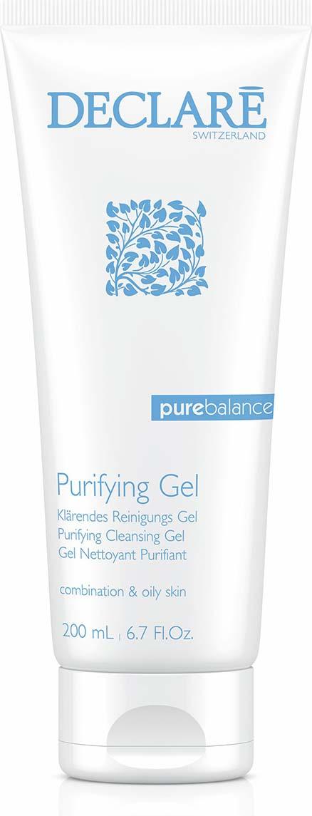 DeclareГель для умывания Purifying Cleansing Gel, 200 мл Declare