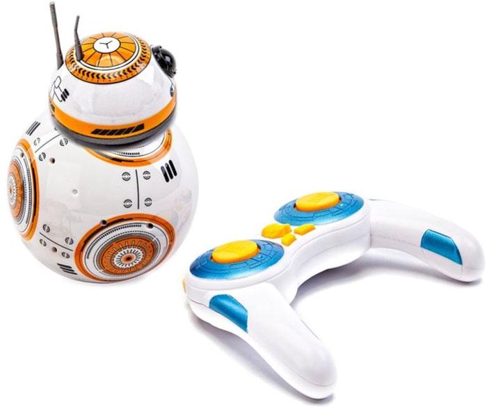 Bradex Робот на радиоуправлении Звездный воин цвет оранжевый
