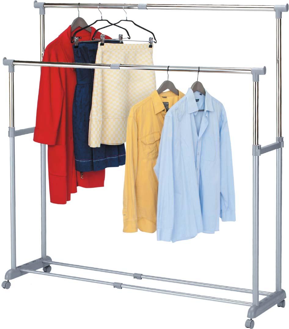 цена Стойка для одежды Tatkraft