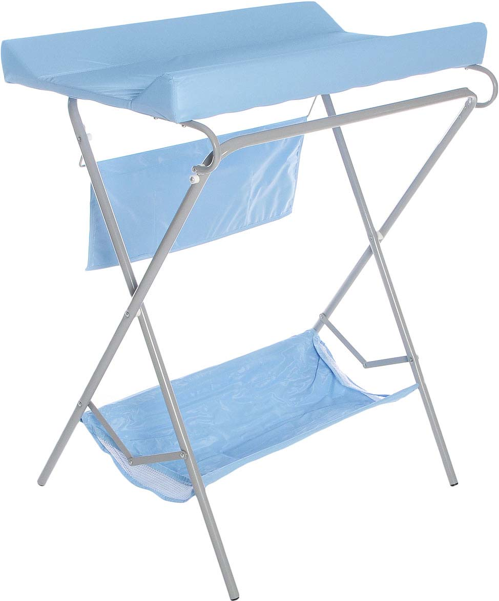 Фея Стол для пеленания цвет голубой цена