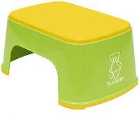 Стульчик-подставка BabyBjorn, цвет: салатовый, желтый стульчик подставка babybjorn цвет серый белый