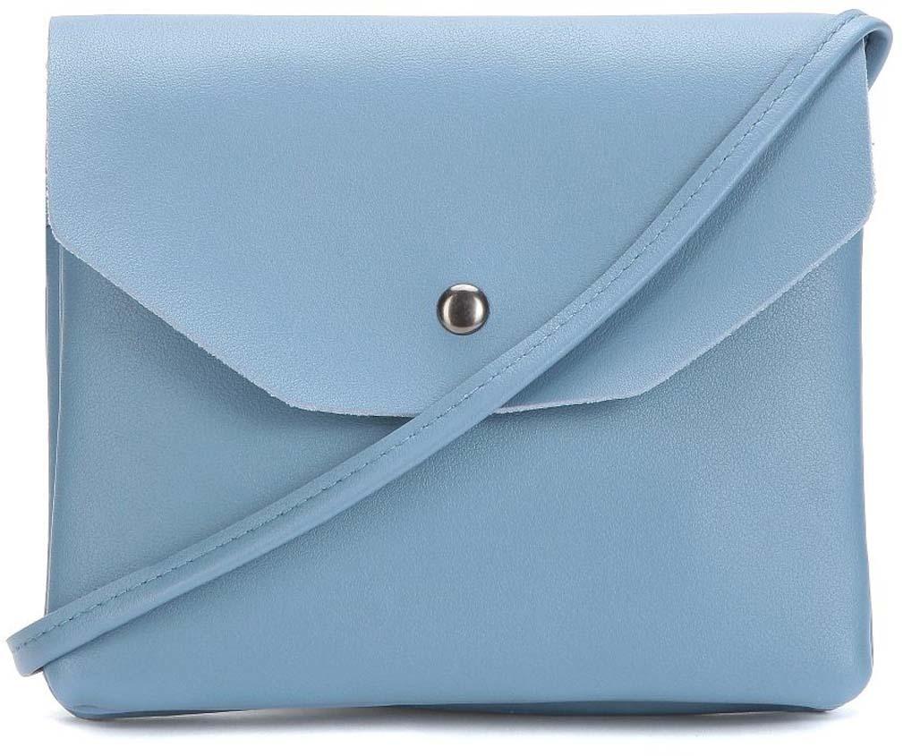 Сумка женская Jane's Story, цвет: голубой. HYT-1033-70 цена