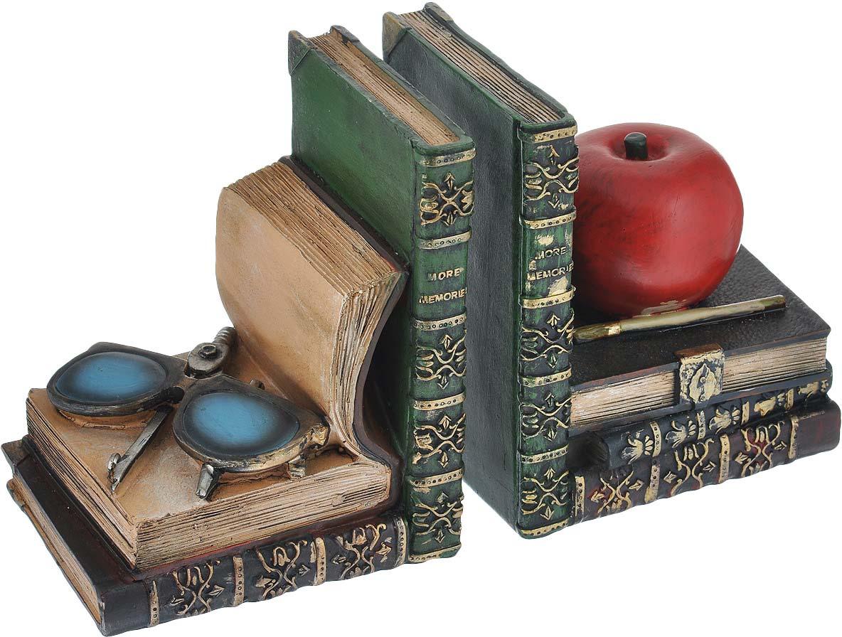 Подставка-ограничитель для книг Наука, 2 шт подставка ограничитель для книг штурман 2 шт