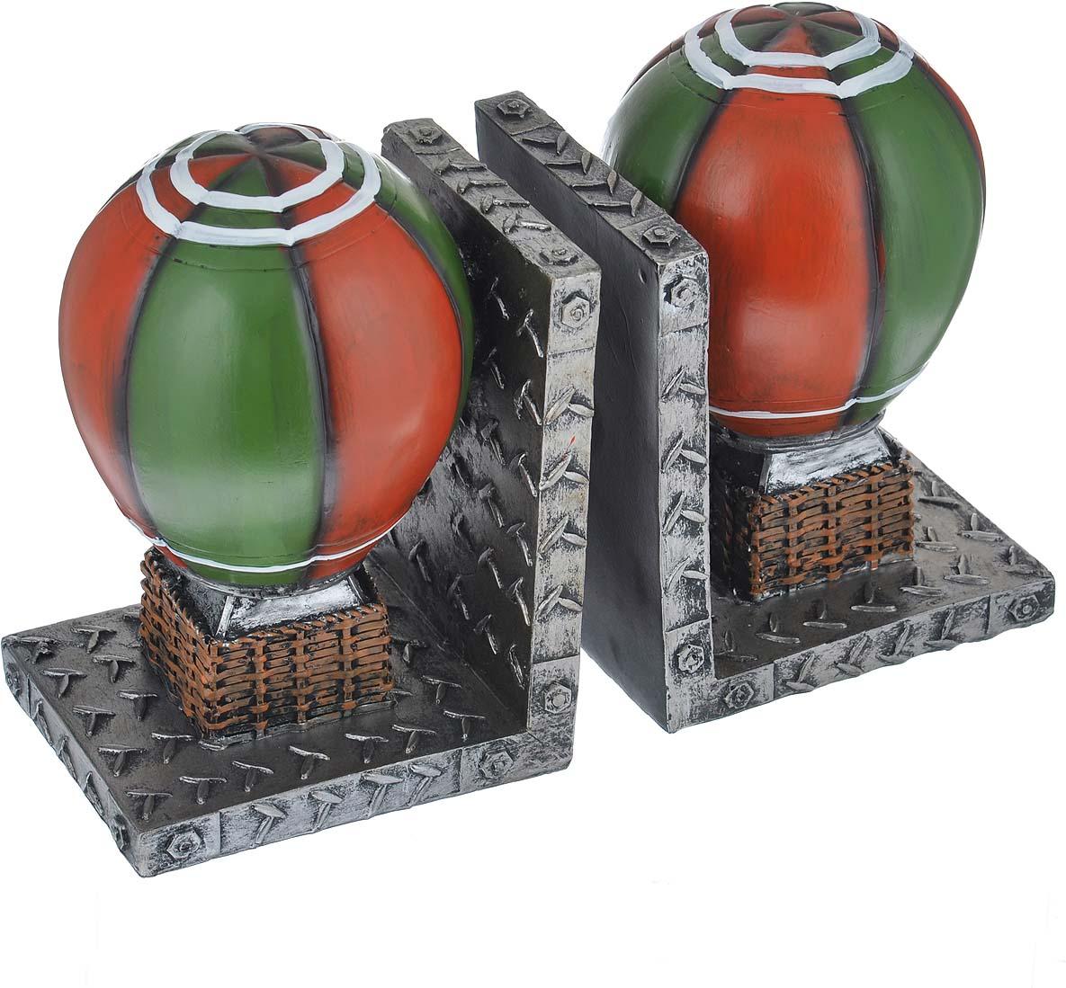 Подставка-ограничитель для книг Воздушный шар, 2 шт подставка ограничитель для книг штурман 2 шт