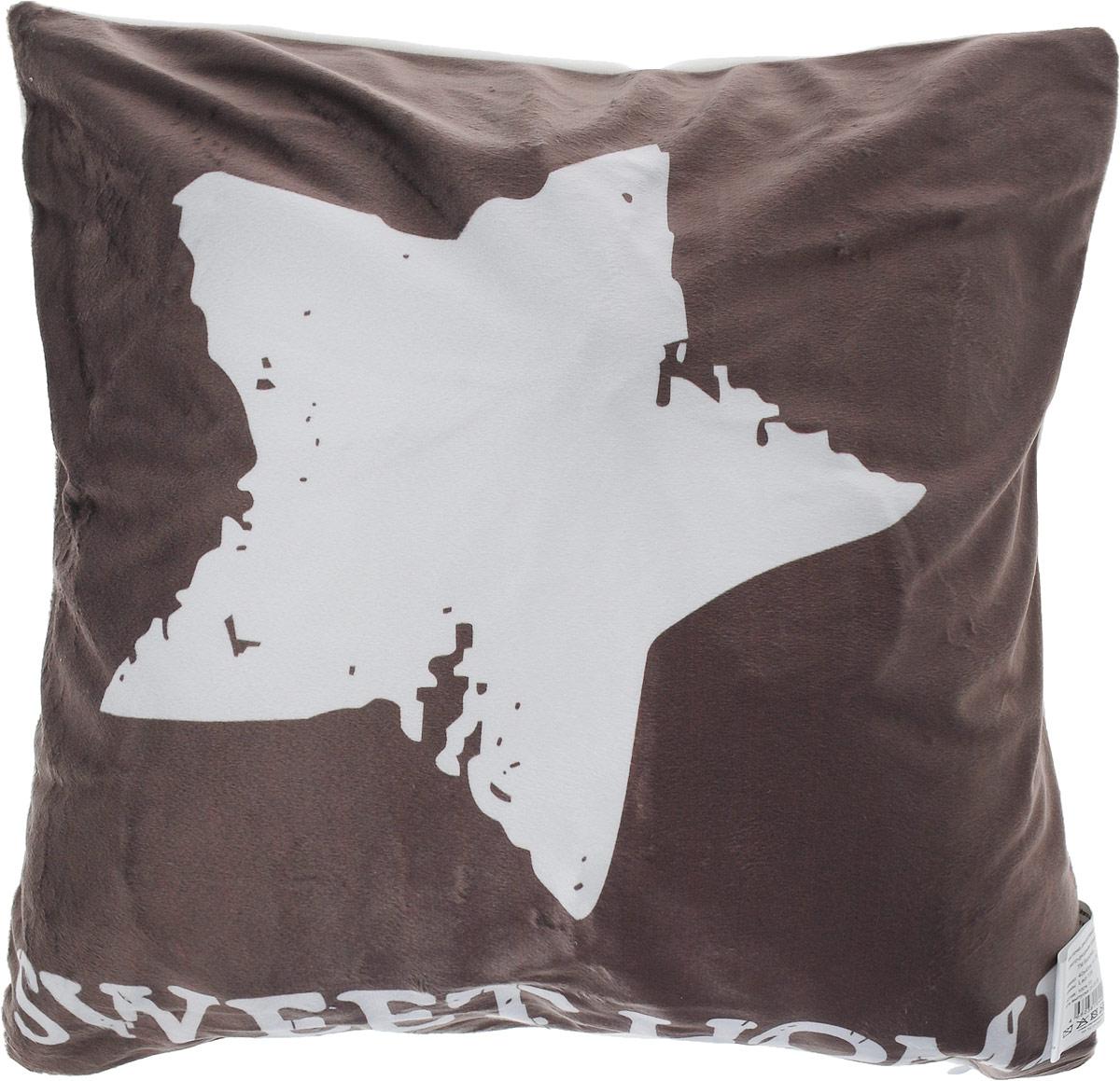 Подушка декоративная Led, со светодиодами, 40 х 40 см. 175060 подушка декоративная home queen 40 х 40 см