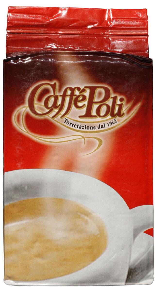 Caffe Poli Gusto Classico кофе молотый, 250 г кофе в зёрнах malongo итальянский вкус 250 г