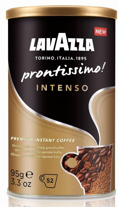 Lavazza Prontissimo Intenso кофе растворимый, 95 г lavazza prontissimo classico кофе растворимый 95 г