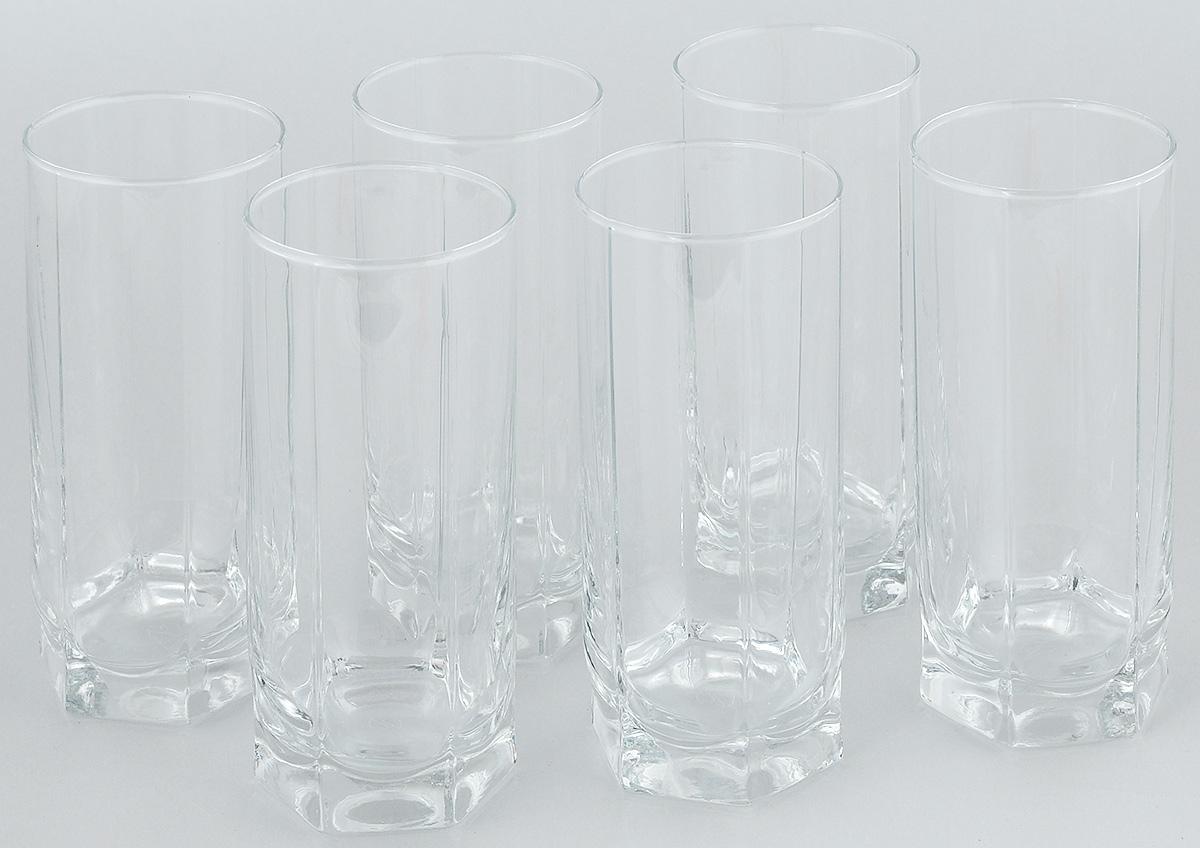 Набор стаканов для пива Pasabahce Tango, 440 мл, 6 шт набор стаканов для пива pasabahce pub 320 мл 3 шт