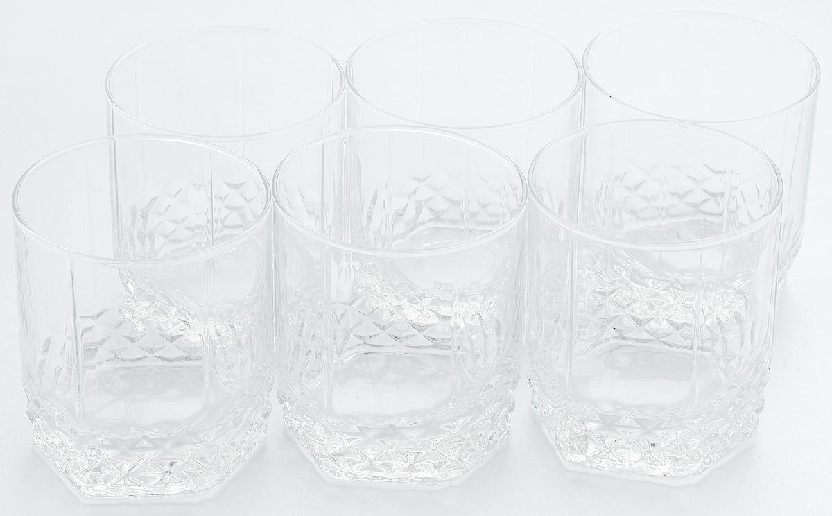 Набор стаканов для виски Pasabahce