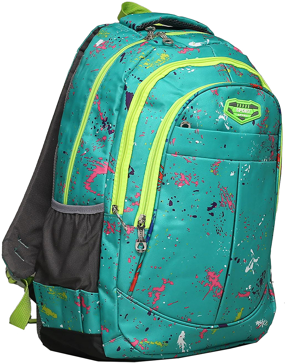 Рюкзак детский Колор цвет голубой 1675398