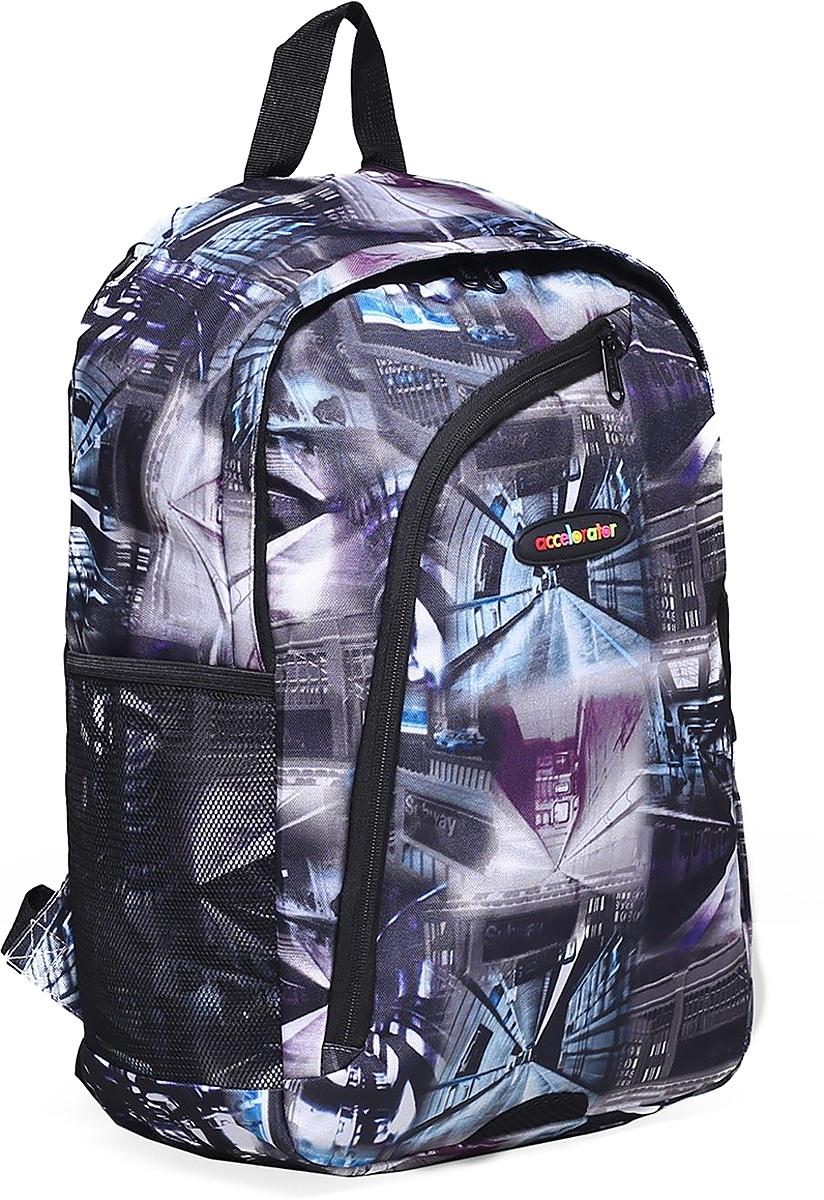 2c6741c32ad3 Рюкзак детский Стиль цвет черный синий 1661124 — купить в интернет-магазине  OZON.ru с быстрой доставкой