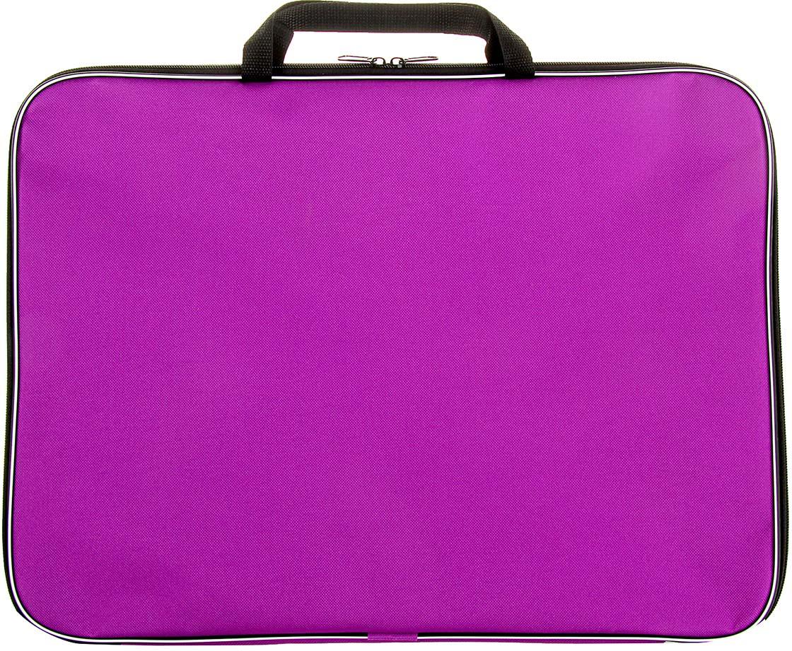 Calligrata Папка для тетрадей цвет фиолетовый формат А3