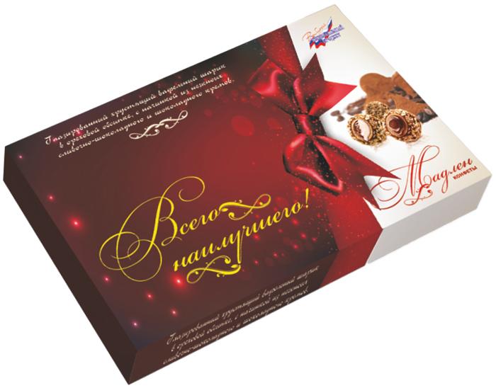 Фото - Мадлен Набор конфет Всего наилучшего!, 250 г мадлен набор конфет всего наилучшего 250 г