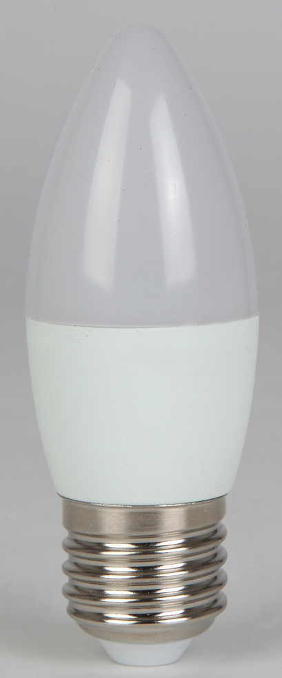 Лампа светодиодная Toplight, нейтральный свет, цоколь E27, 8W, 4500K. TL-4010 лампочка экономка a60 8w e27 160 260v 860lm 4500k ecoledfl8wa60e2745
