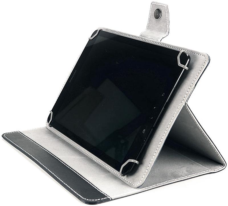 Чехол универсальный IT Baggage для планшета 7, Black чехол для планшета универсальный cellular line essentialunit10k black