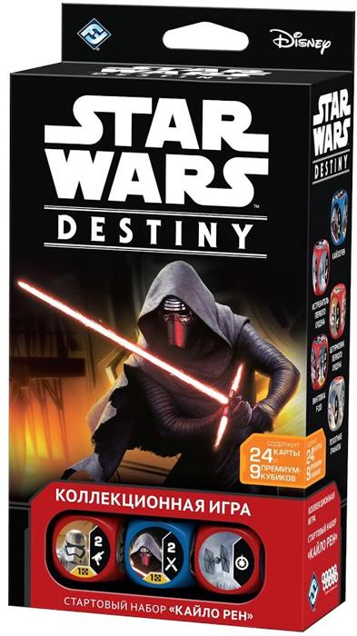 Star Wars Настольная игра Destiny Стартовый набор Кайло Рен игра disney infinity стартовый набор [xbox 360 русская версия]