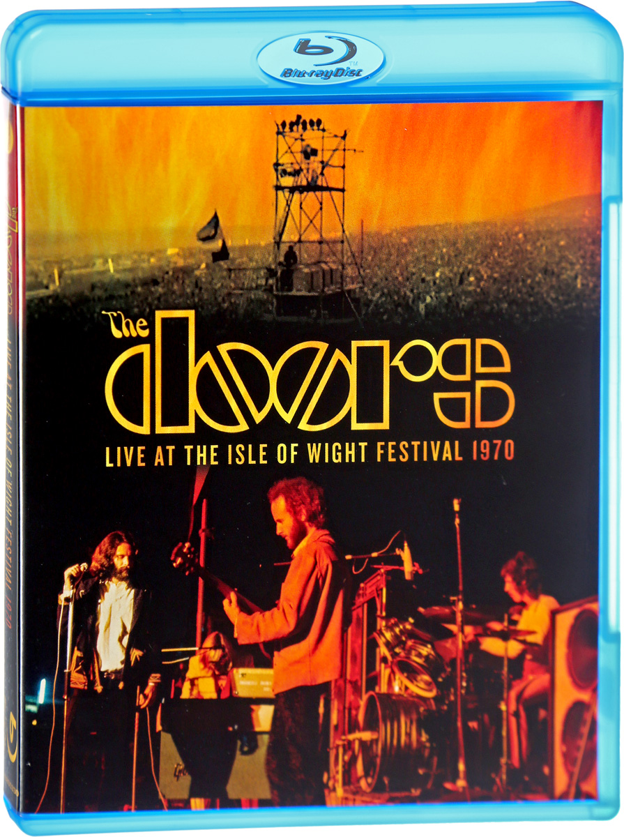 The Doors: Live At The Isle Of Wight Festival 1970 (Blu-ray) цена