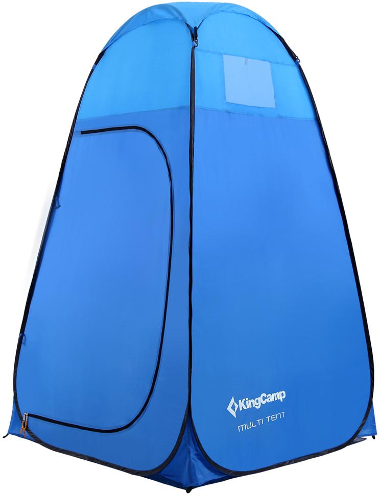 Тент-баня King Camp 3015 Multi Tent, цвет: синий