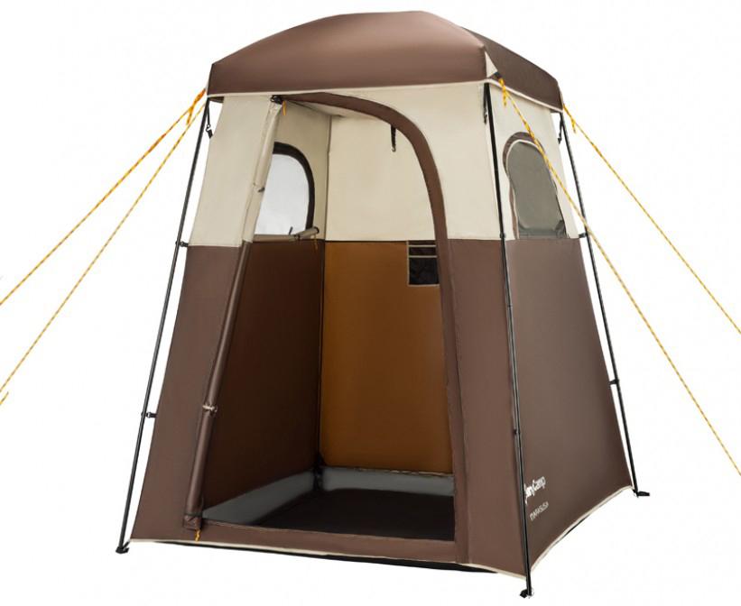 Тент-баня King Camp 3025 Marasusa, цвет: светло-коричневый