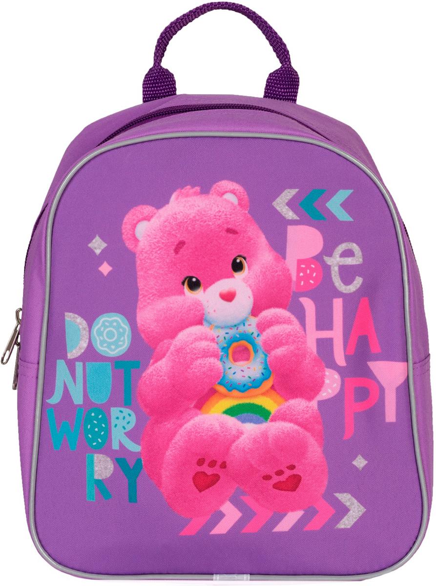 Care Bears Рюкзак дошкольный Классика цвет фиолетовый 33615