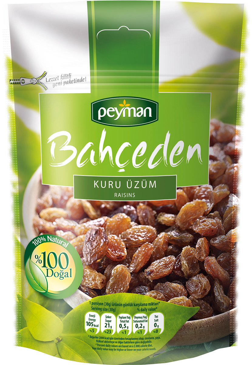 Peyman Изюм сушеный, 150 г цены онлайн