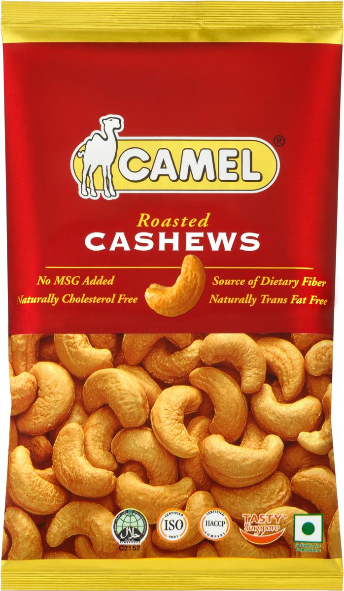 Camel Жареный кешью подсоленный, 40 г camel southampton