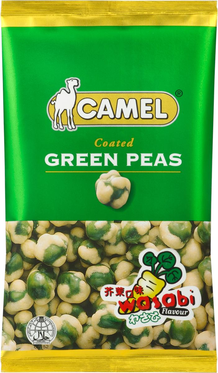 Camel Жареный зеленый горошек в муке и масле с васаби, 40 г camel southampton