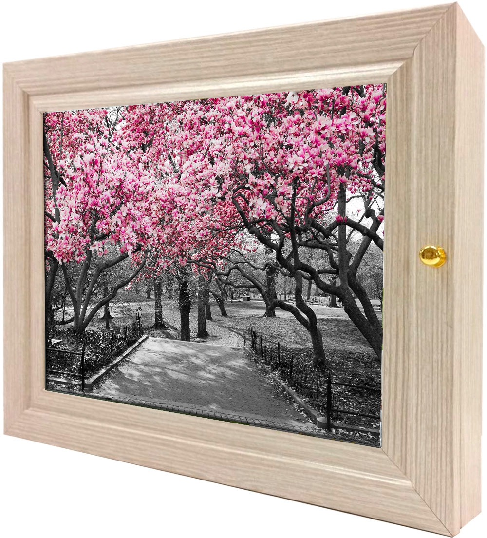 Фото - Ключница настенная Toplight, цвет: акация, 24 x 29 x 4,5 см. to4rooms декор настенный ключница bautista