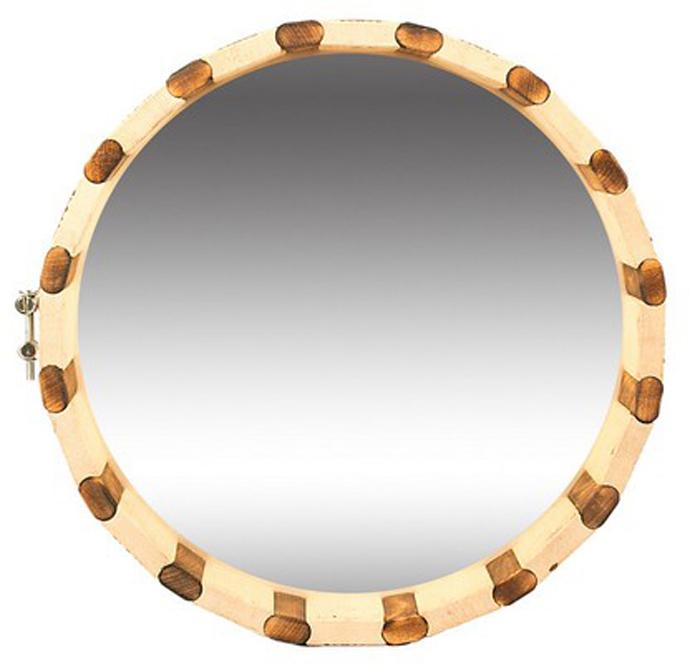 Зеркало Доктор Баня Узор, 35 х 35 см ковш черпак доктор баня викинг 1л