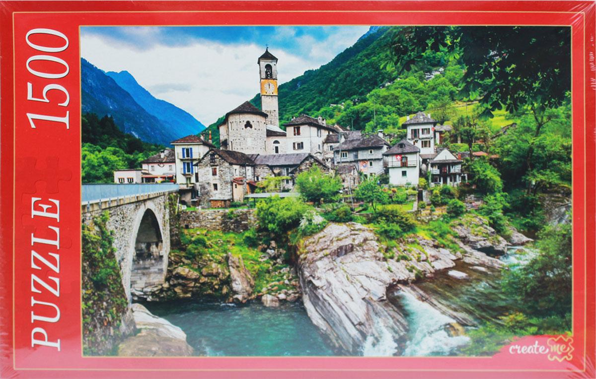 Рыжий Кот Пазл Швейцария ЛавертеццоГИ1500-8460Пазлы Рыжий Кот привлекут внимание вашего ребенка и поднимут настроение. Комплект включает 1500 элементов, с помощью которых можно собрать картинку с изображением замка. Пазлы - замечательная игра для всей семьи. Сегодня собирание пазлов стало особенно популярным, главным образом, благодаря своей многообразной тематике, способной удовлетворить самый взыскательный вкус. Собирание пазла развивает у детей мелкую моторику рук, тренирует наблюдательность, логическое и образное мышление, учит усидчивости и терпению, аккуратности и вниманию. Получившиеся яркие картинки станут отличными украшениями детской комнаты.