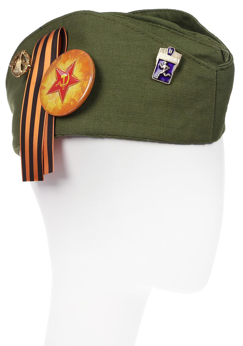 Сувенирный набор Даринчи Пилотка, значки и ленточка цена