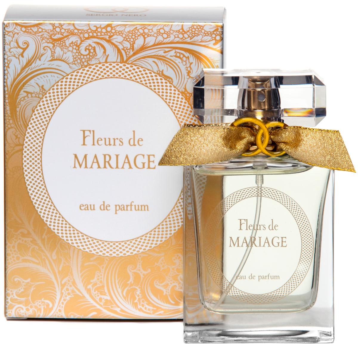 Sergio Nero Fleurs de Mariage 50 мл