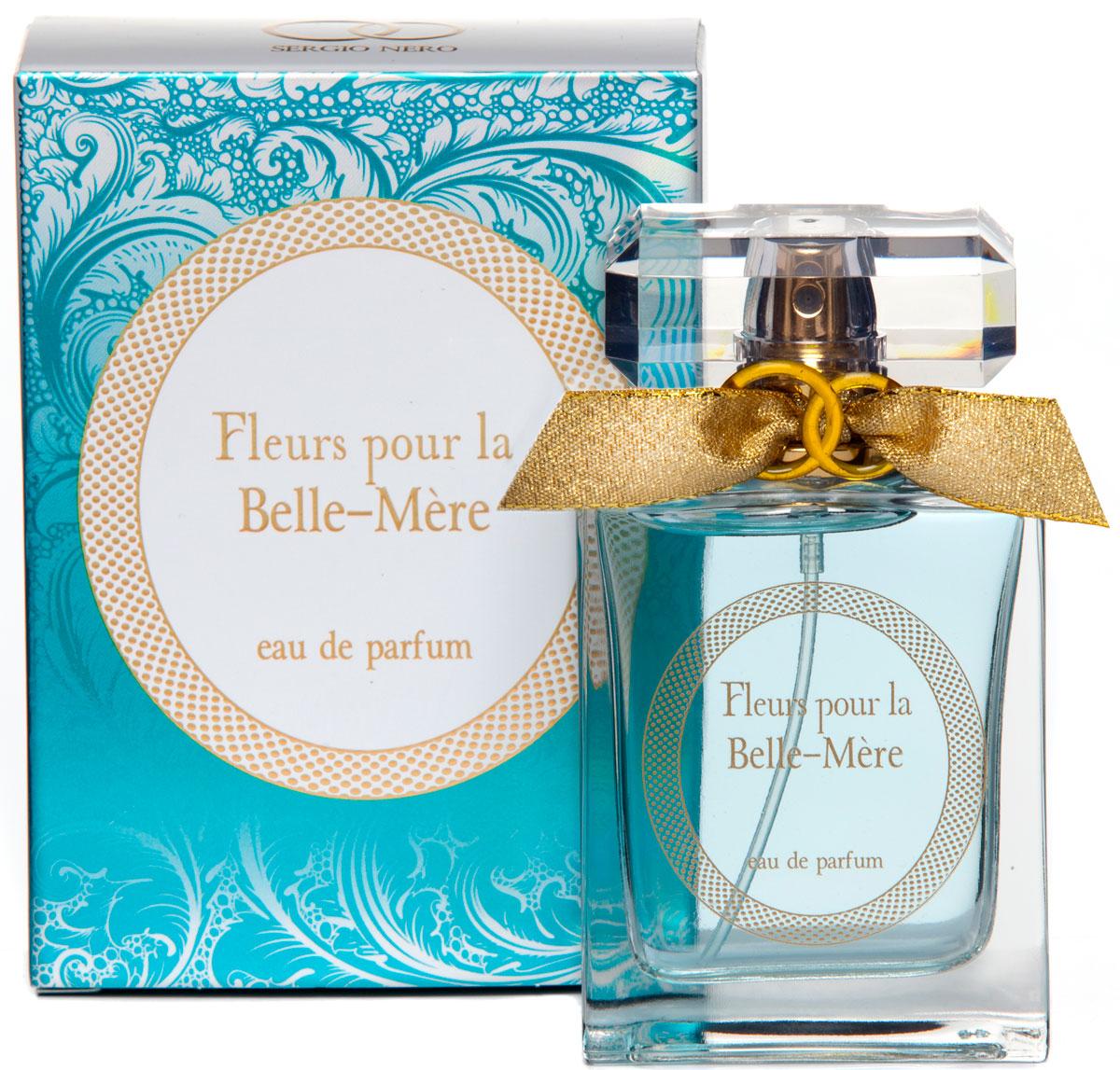 Sergio Nero Fleurs pour la Belle-Mere 50 мл sergio nero wedding fleurs pour la belle mere парфюмерная вода для женщин 50 мл