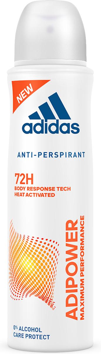 "Adidas Дезодорант-антиперспирант спрей ""Adipower"", женский, 150 мл"