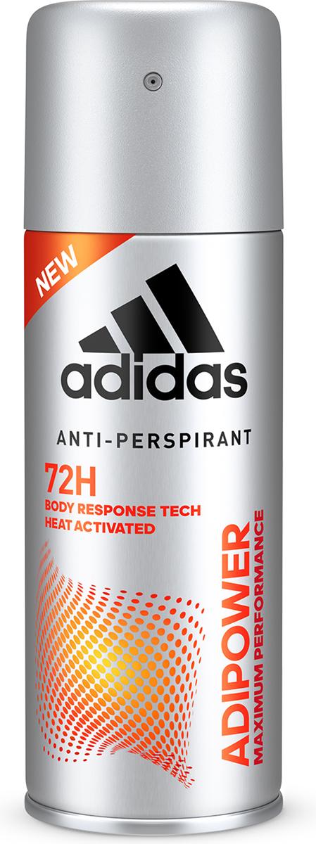 """Adidas Дезодорант-антиперспирант спрей """"Adipower"""" мужской, 150 мл"""