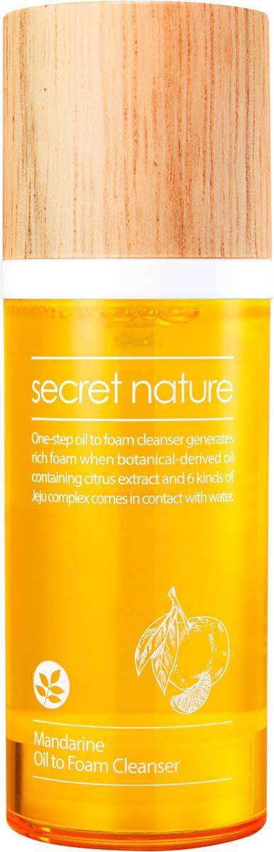 Secret Nature Mandarine Oil to Foam Cleanser Гидрофильное масло-пенка с мандарином, 100 мл 16n50c3 spp16n50c3 to 220