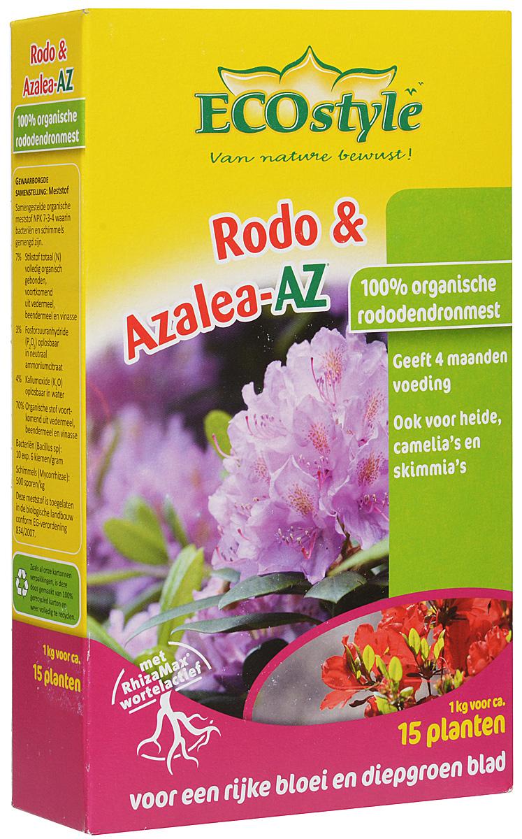 Удобрение натуральное органическое EcoStyle, для любых сортов рододендронов, 1 кг на 10 м2 ecostyle ecostyle shell для nokia x
