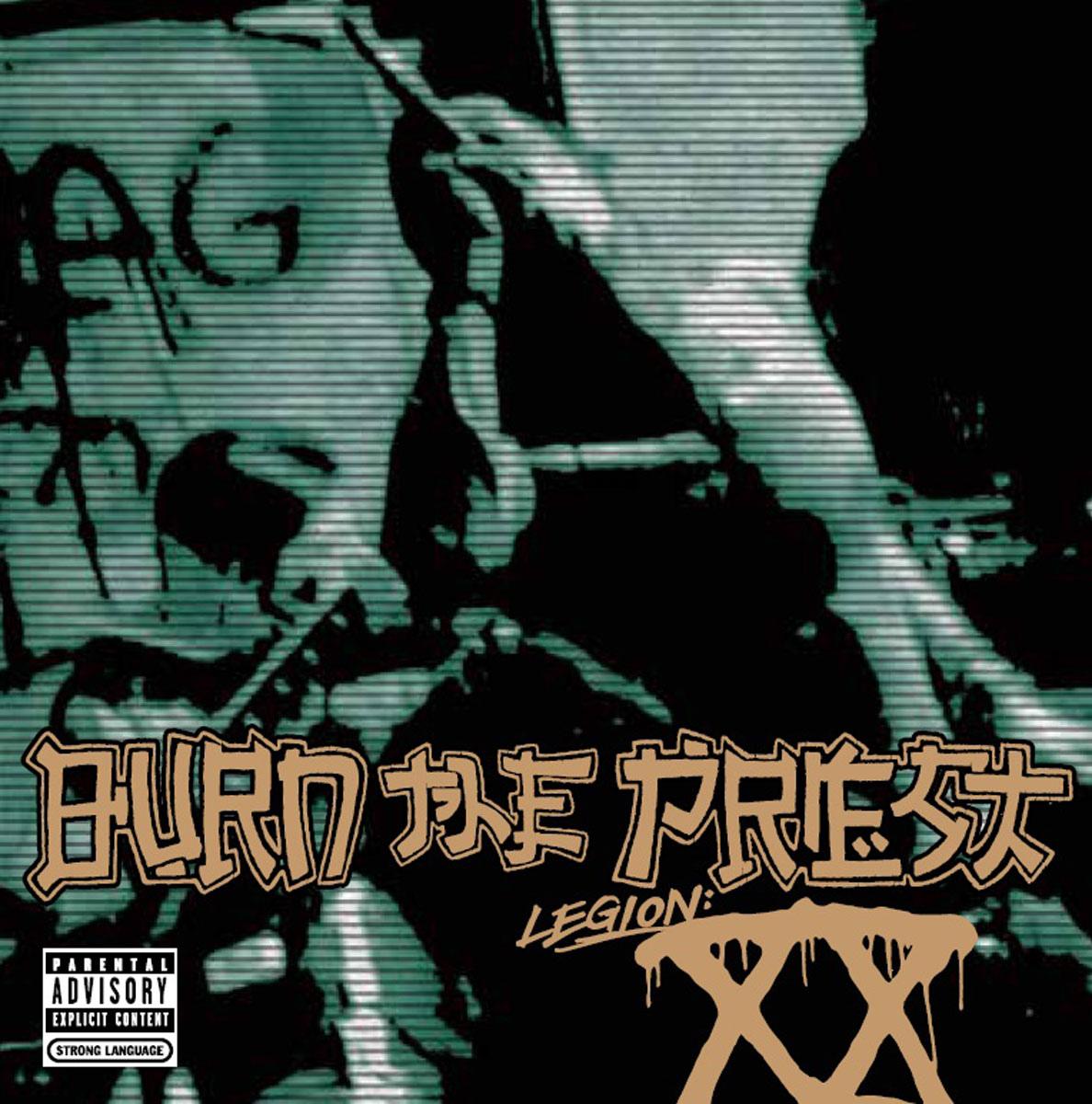Burn The Priest Burn The Priest. Legion XX (CD) цена в Москве и Питере