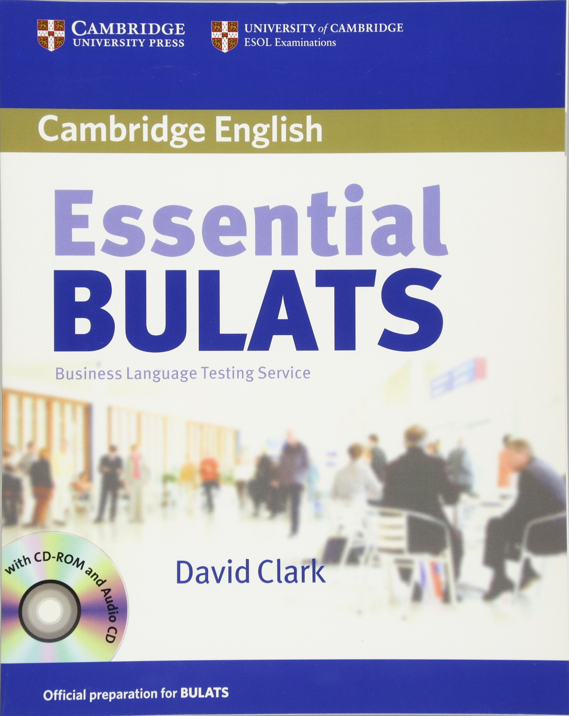 Essential BULATS (+ CD и CD-ROM)