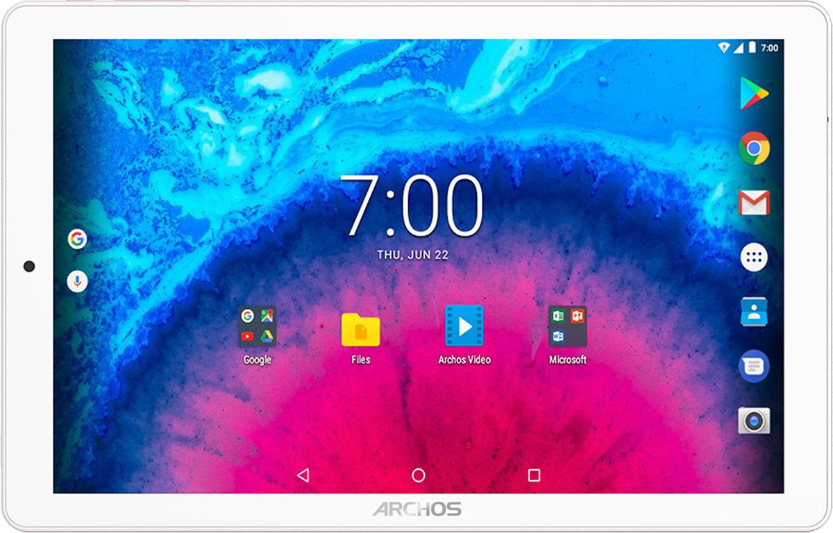 Планшет Archos Core 101 3G V2 16 ГБ, серый zgpax s6 1 54 touch screen dual core android 4 0 3g smart phone watch w camera wi fi silver uk
