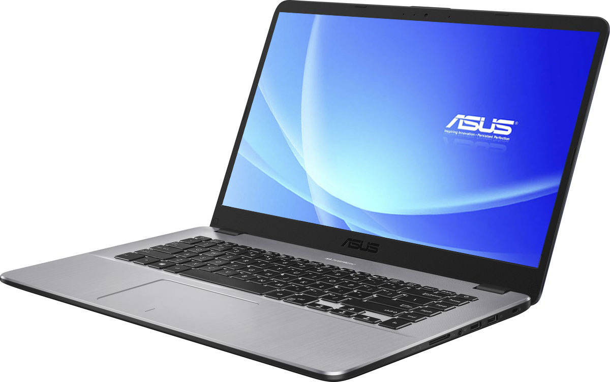 15.6 Ноутбук ASUS VivoBook 15 X505BA 90NB0G12-M02540, темно-серый asus x505ba ej151 silver