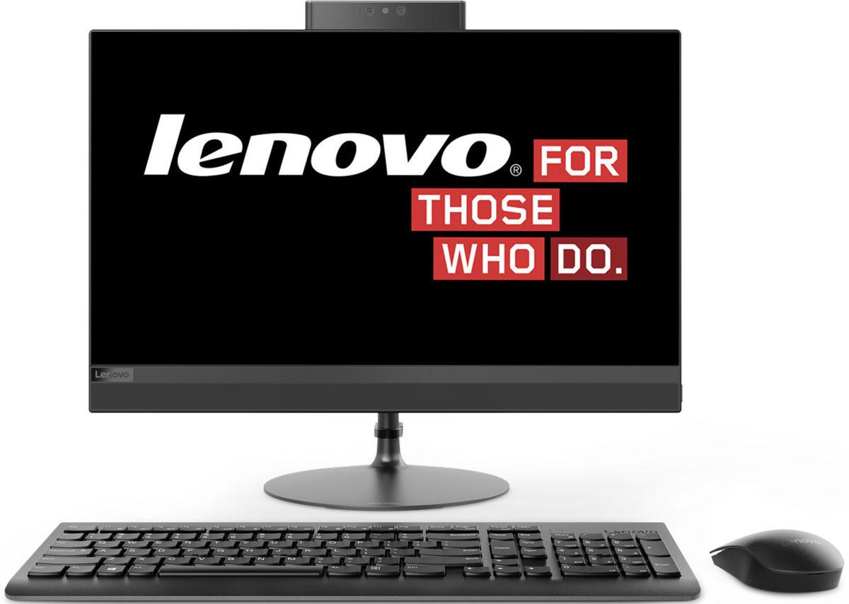 Моноблок Lenovo IdeaCentre 520-22IKU, F0D500B7RK, 21.5, черный моноблок lenovo ideacentre 520 22iku f0d50004rk черный