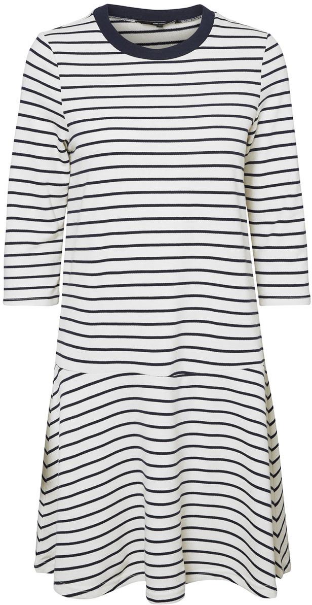 Платье Vero Moda платье vero moda цвет черный 10209225 black размер m 44