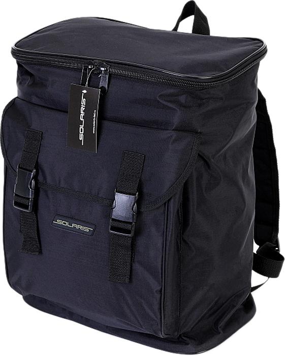 """Рюкзак туристический """"Solaris"""", цвет: черный, 33 л. S5308"""