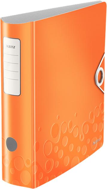 Leitz Папка-регистратор 180° Active WOW обложка 82 мм цвет оранжевый
