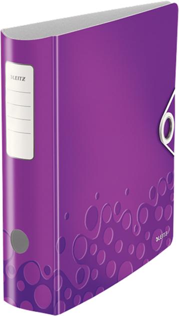 Leitz Папка-регистратор 180° Active WOW обложка 82 мм цвет фиолетовый