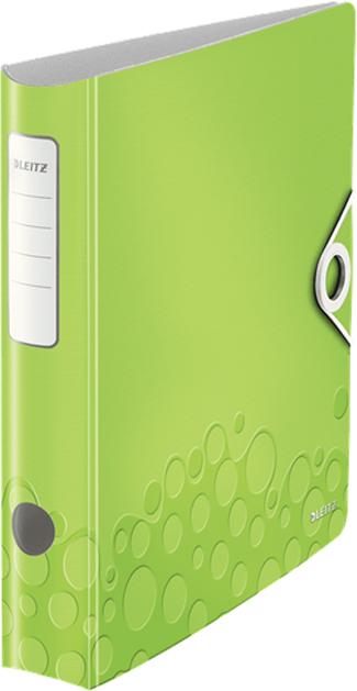 Leitz Папка-регистратор 180° Active WOW обложка 65 мм цвет зеленый