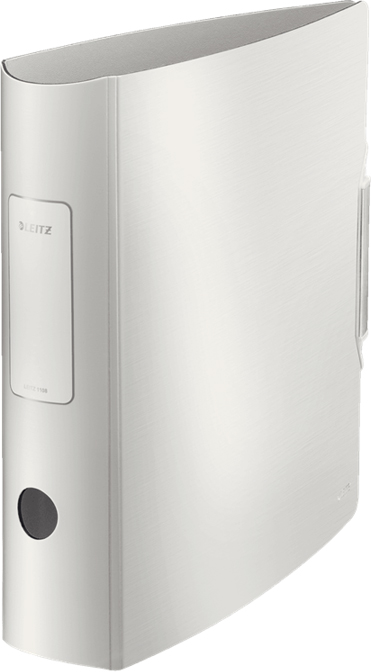 Leitz Папка-регистратор 180° Active Style обложка 82 мм цвет белый