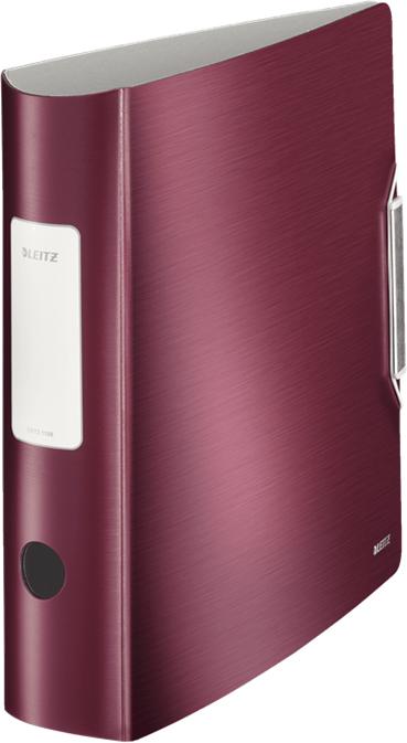 Leitz Папка-регистратор 180° Active Style обложка 82 мм цвет красный